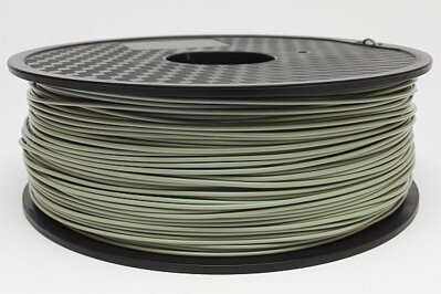 Filament Everfil PLA Grey 1,75mm, 1 kg