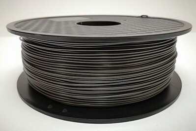 Filament Everfil PLA Dark Grey 1,75mm, 1 kg