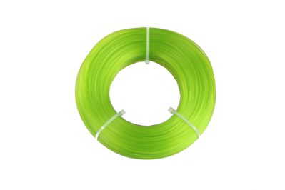 "REFILL PET -G  LIGHT GREEN""transparent"" 1,75 mm F / 0,85 kg"