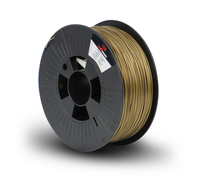 PLA GOLD BRONZE  1,75 mm / 1 kg