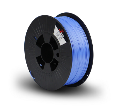 SATIN PLA BLUE 500 1,75 mm / 1 kg
