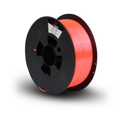 SATIN PLA ORANGE 201 1,75 mm / 1 kg