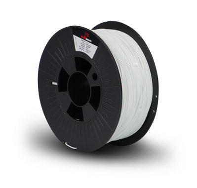 PLA WHITE 003 (Snow)  1,75 mm / 1 kg