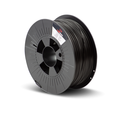 PLA BLACK 900  1,75 mm / 1 kg