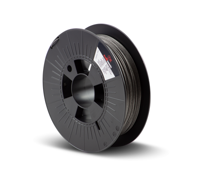 PLA METALLIC GREY 803  1,75 mm / 0,5 kg