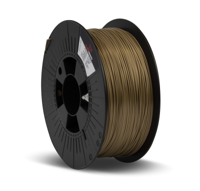 SATIN PLA GOLD 101  1,75 mm / 0,5 kg