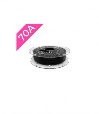 70A FILAFLEX Black 1,75mm 500gr.