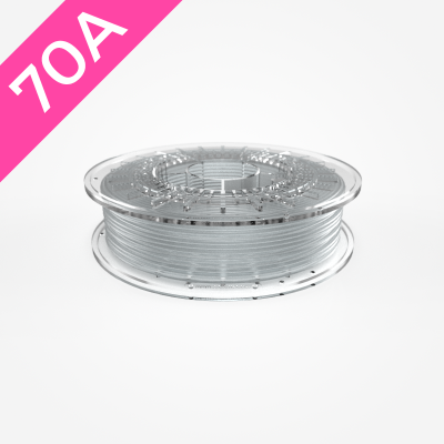 70A FILAFLEX Clear 2,85MM 500gr.
