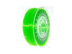 PETG Bright Green Transparent 1,75 mm Devil Design 1kg
