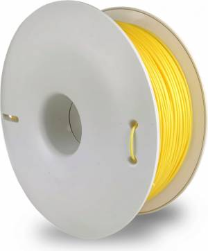 Filament Fibersilk Metallic Yellow 1,75mm 0,85kg