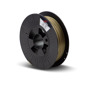 PLA METALLIC GOLD 104  1,75 mm / 0,5 kg