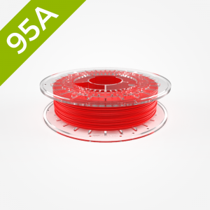 95A FILAFLEX Red 1,75MM 500gr. Red (P.2347C)